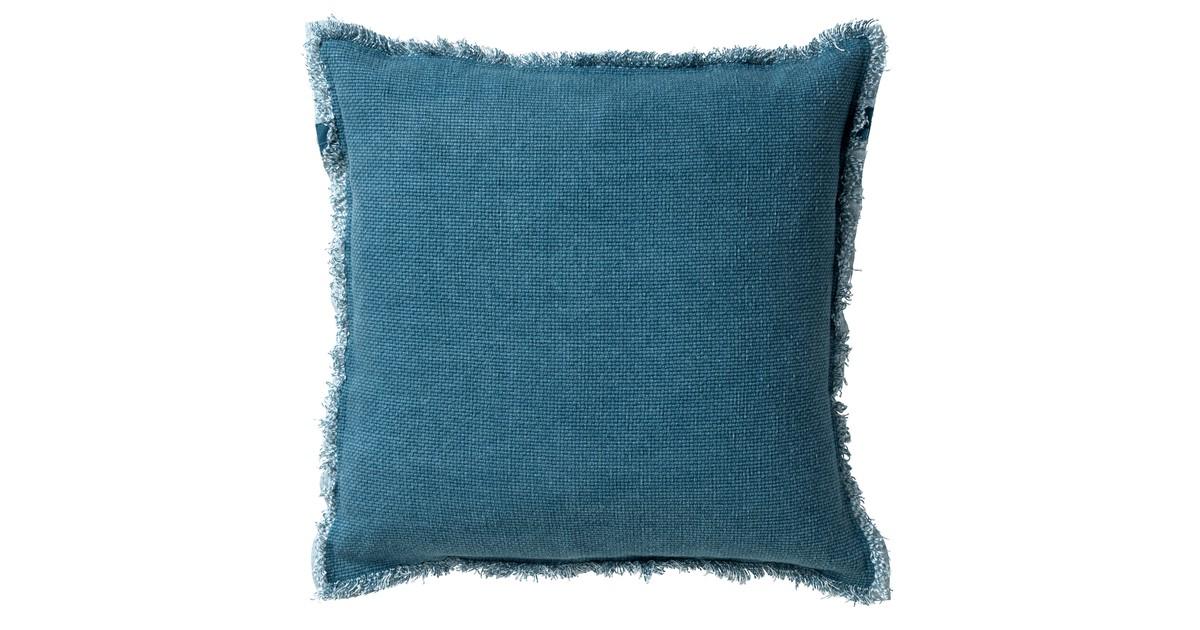 Dutch Decor Kussenhoes Burto 45x45 cm Provincial Blue