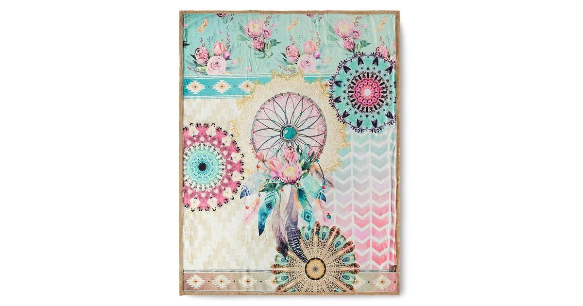 HIP Plaid Polyester Nr.6493 Multi 130x160cm- Patroon Maat: 130x160cm online kopen