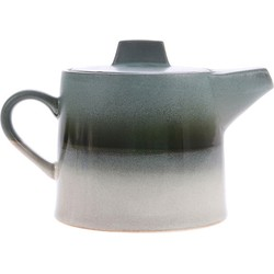 HKliving theepot groen seventies style