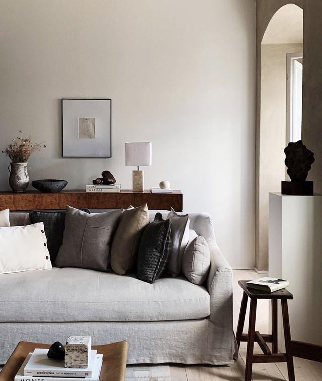 Shop de look: 50 tinten grijs in de woonkamer
