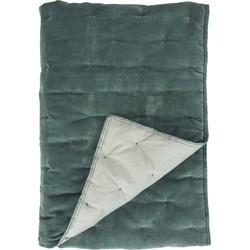 Plaid Velvet Touch 130x180 cm jade