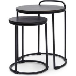 Rivièra Maison Shoreditch End Table Set van 2
