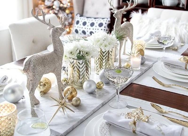 Tips voor een mooie kersttafel