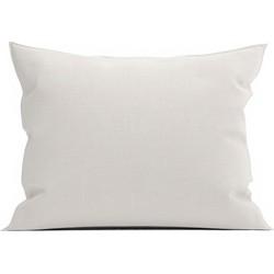 Zo Home Lino Kussensloop Linnen Look - off white 60x70cm