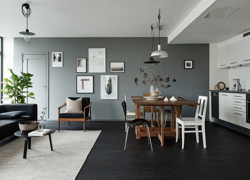 5 Tips Voor Een Donkere Vloer Alles Om Van Je Huis Je Thuis Te Maken Homedeco Nl
