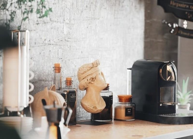 Zo creëer je een stijlvolle koffiehoek