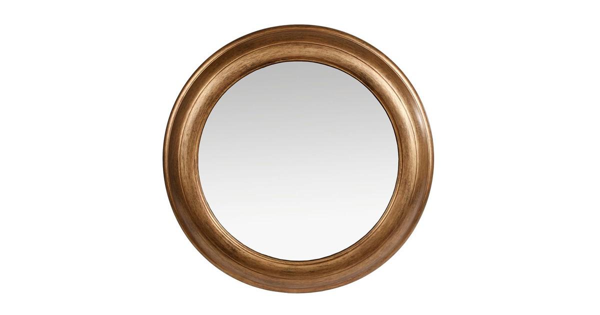 Spiegel Romy goud 50 cm