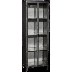 Kast Simple metaal 2-deurs 630 X 410 X 1830