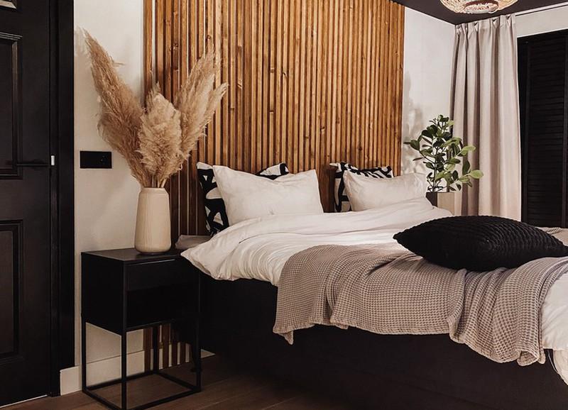 Stijlvol en stoer: houten panelen