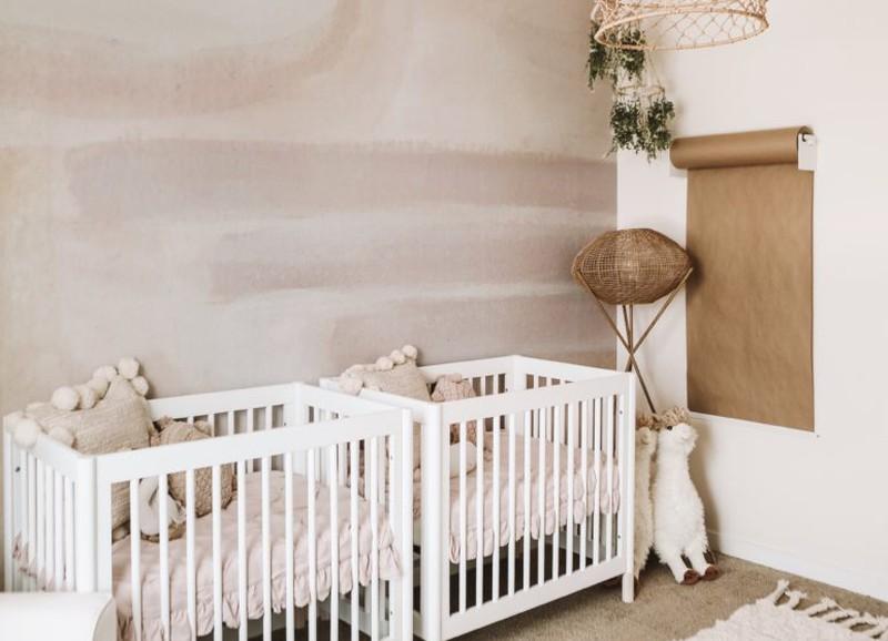 Het inrichten van een babykamer voor een tweeling