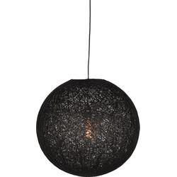 LABEL51 - Hanglamp Twist 30x30x30 cm M - Modern - Zwart