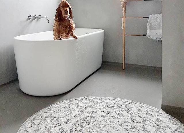 10x badmatten die wél stylish & mooi zijn