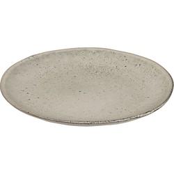 Broste Copenhagen - Set van 4 ontbijtborden 20cm - Nordic Sand -
