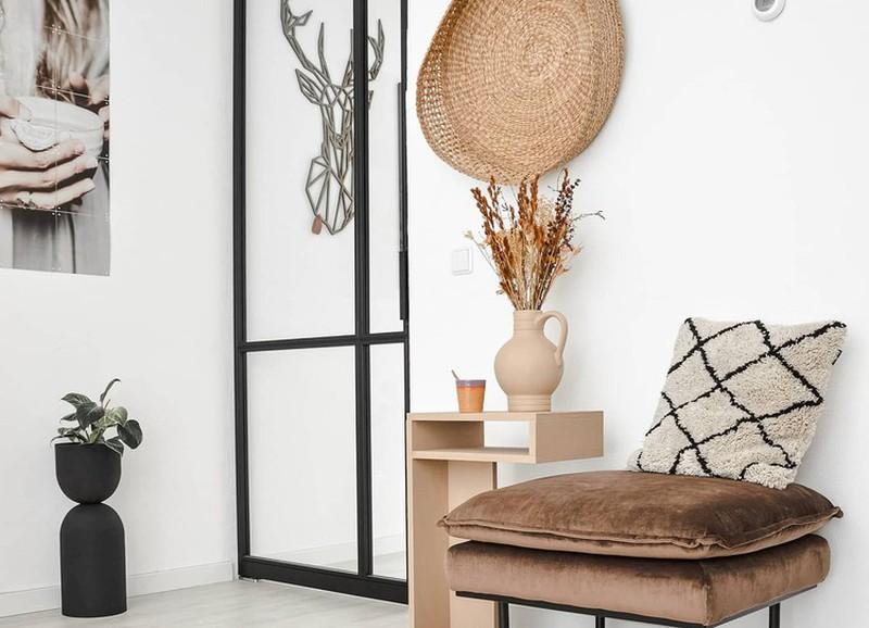 Met deze materialen creëer je een warme look in jouw interieur