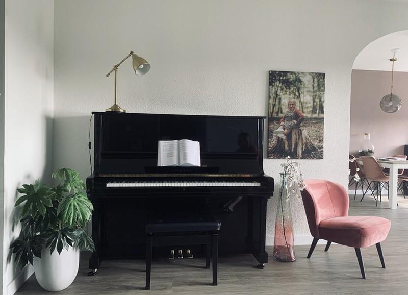 5x Binnenkijkers met roze meubels