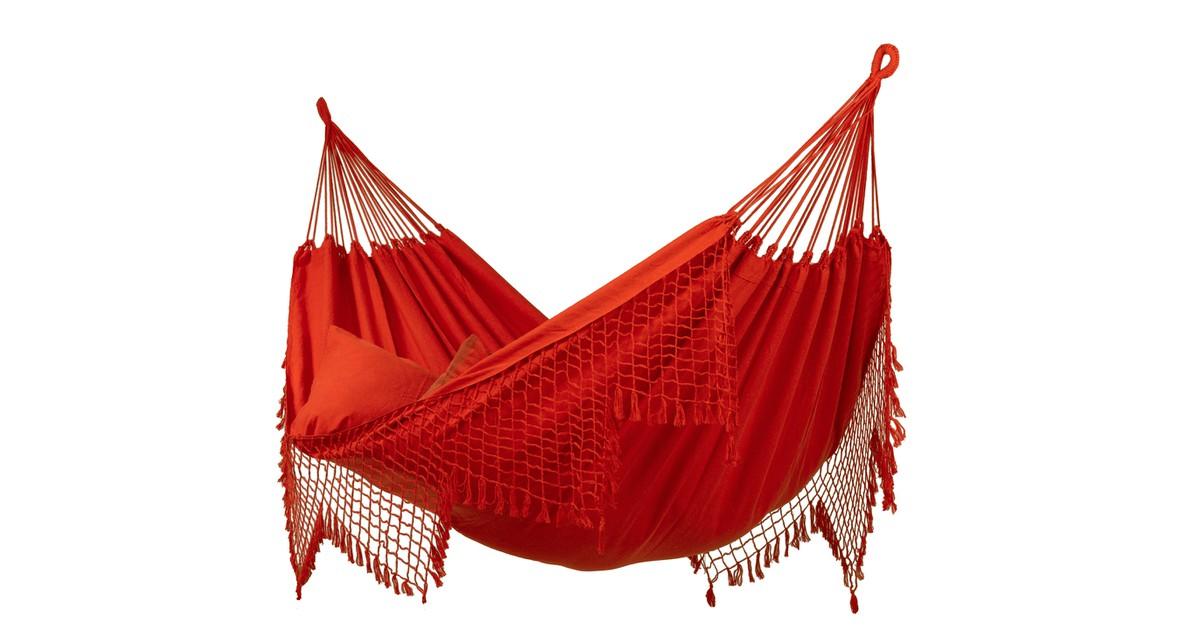Tropilex Familie Hangmat Fine rood