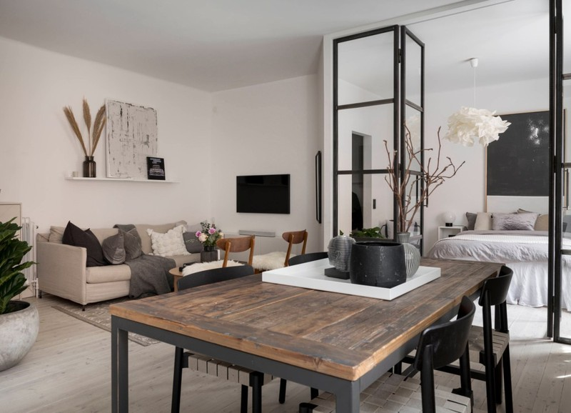 Shop the look: minimalistisch en chic appartement