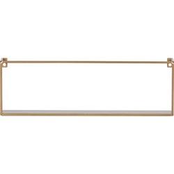 Meert Wandplank Goud 50cm
