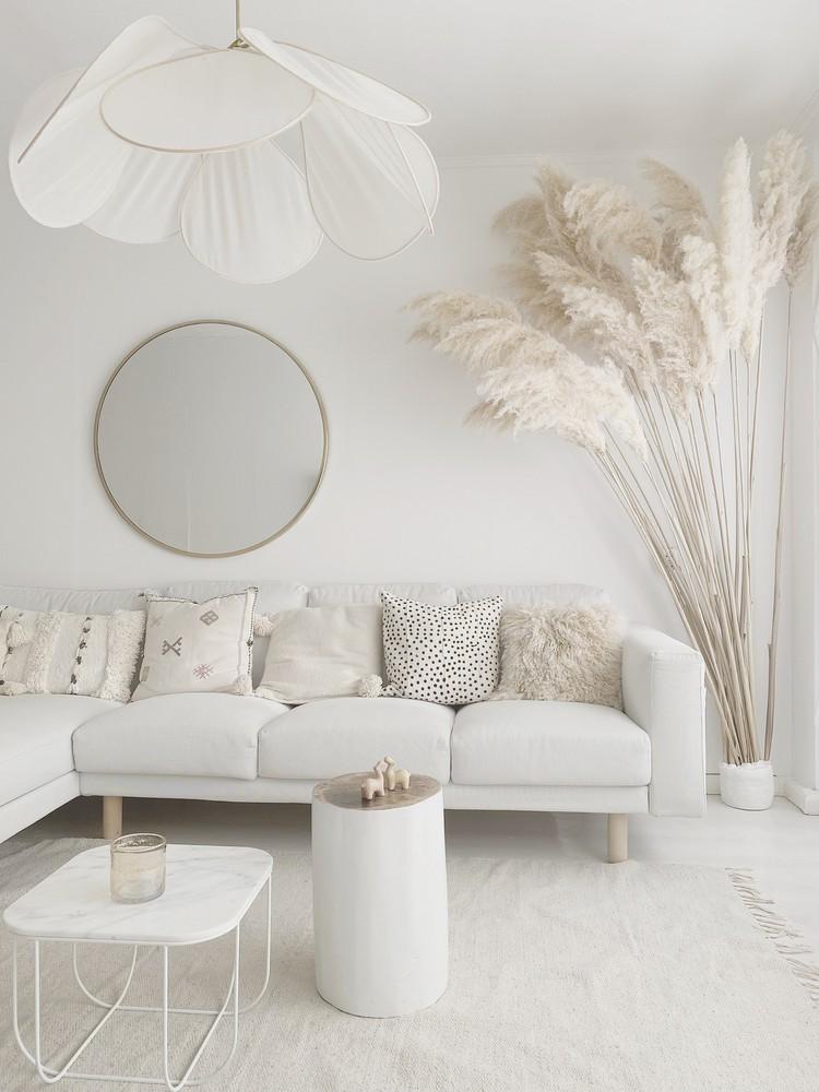 witte muur
