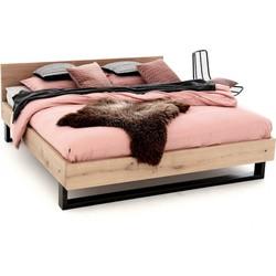 Massief houten  tweepersoons bed Ritsma 180x220 cm