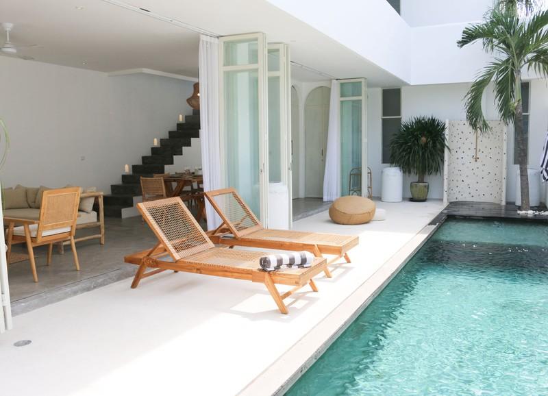 Binnenkijken: huis op Bali met rotan meubels