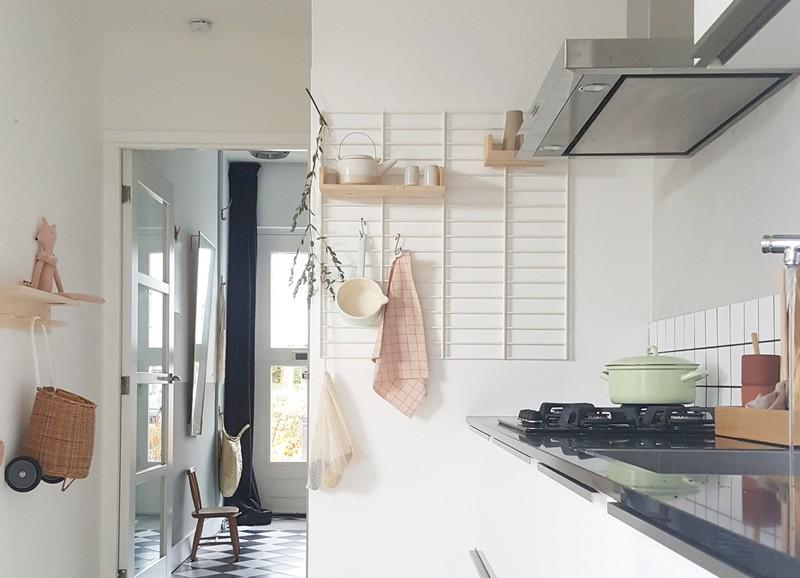 Zo maak je optimaal gebruik van een kleine keuken