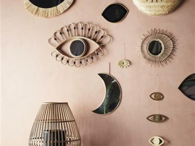 20x originele wanddecoratie als eyecatcher