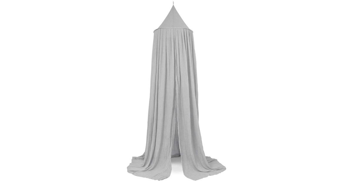 Jollein klamboe grijs (245 centimeter x 420 centimeter x Ø 55 centimeter)