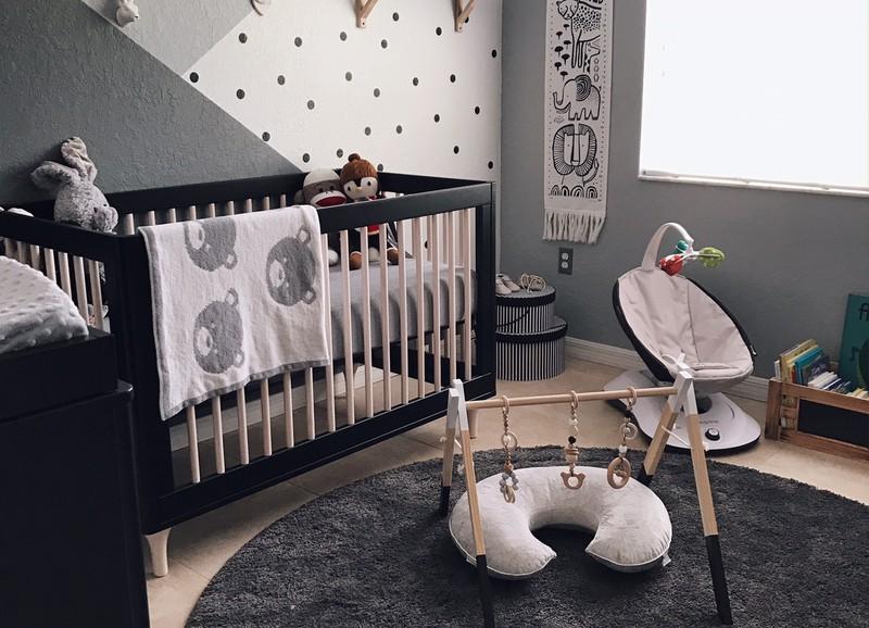 Tips om de baby-/kinderkamer veilig te maken