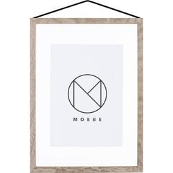Moebe frame – A4 – Oak