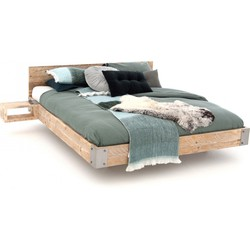 Steigerhouten bed stealth 180x200 cm