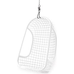 HK-living hanging chair, hangstoel wit