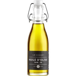 Lie Gourmet Organic Extra Virgin Olive Oil Basil