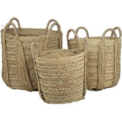 Essaouira laundry basket, 3 sizes set