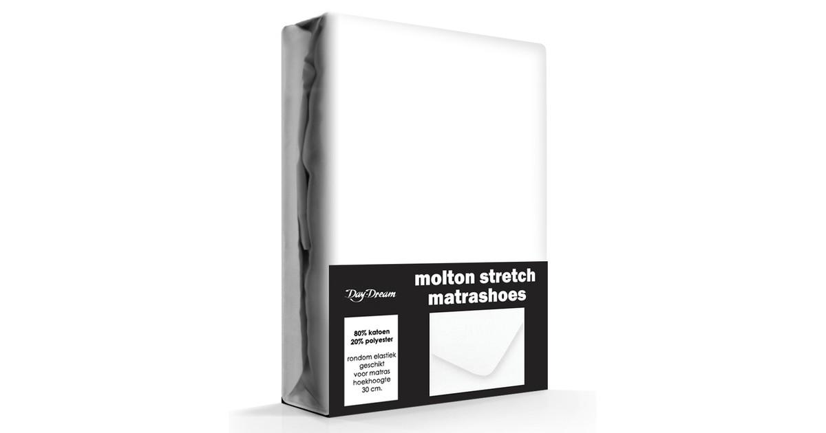 Molton Stretch Hoeslaken Day Dream-180 x 200 cm