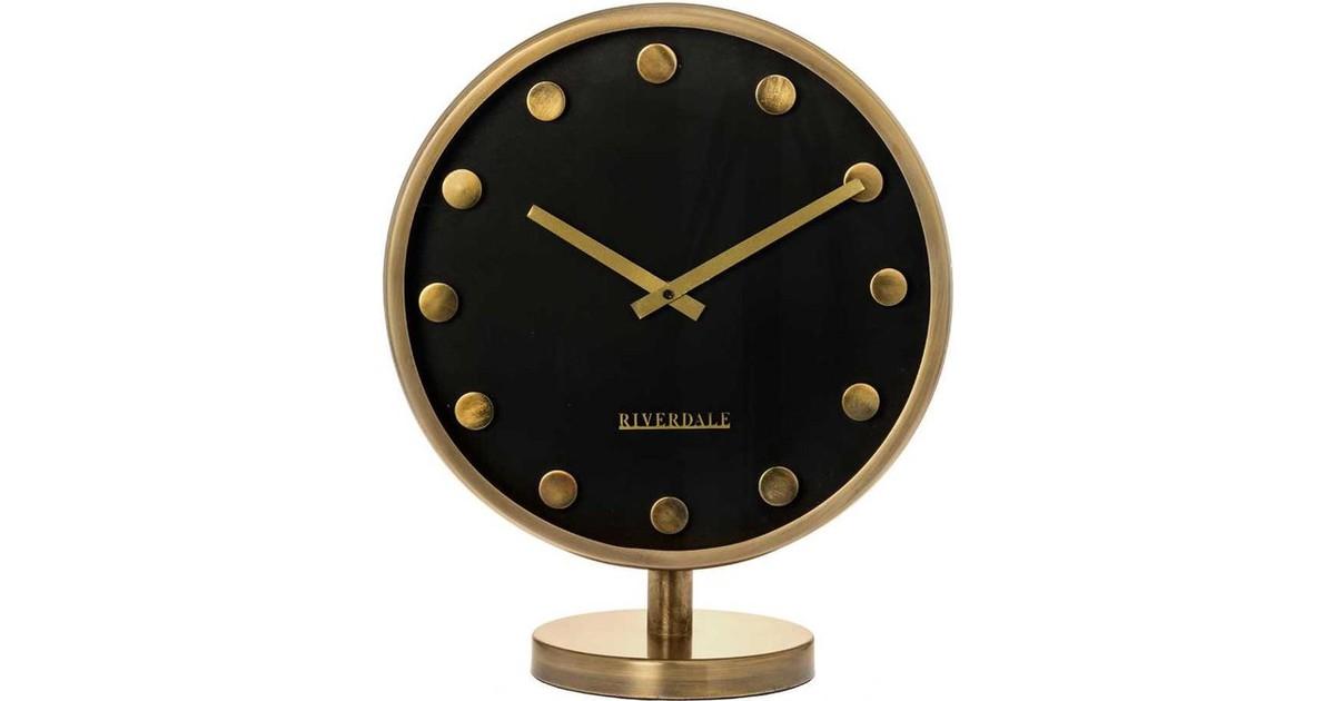 Riverdale Tafelklok Sas goud 30cm online kopen
