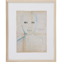 canvas print emma l 49 x 39 x 1,5