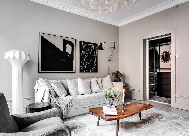 5 eerste items die je nodig hebt in een woonkamer