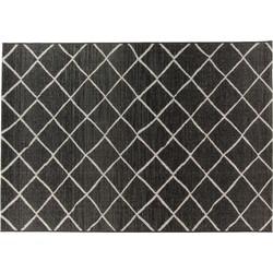 By Brinker vloerkleed Creations zilver zwart