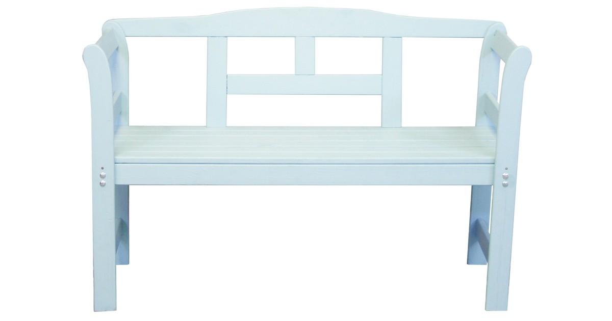 AnLi Style AnLi-Style Outdoor- Tuinbank Malmo Blauw
