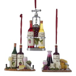 Wine & Cheese Tray 3.1 Inch