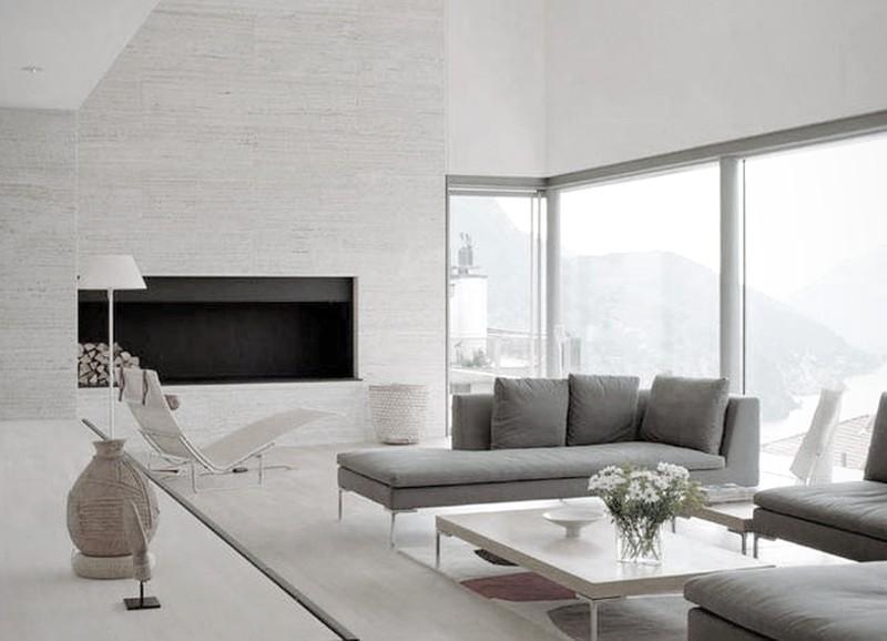 8x de mooiste moderne woonkamers