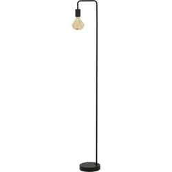 Vloerlamp CODY - mat zwart incl lamp