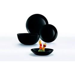 Luminarc Diwali Serviesset - Zwart - 19-Delig