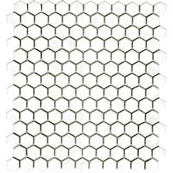Mozaiek L'Antic Air 31x32,4 cm hexagon white 1 ST