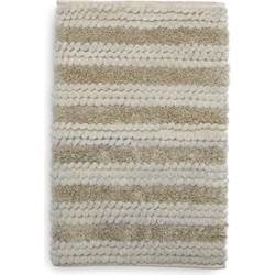 Badmat Roberto 70x120 cm beige - 60% Katoen 40% Polyester