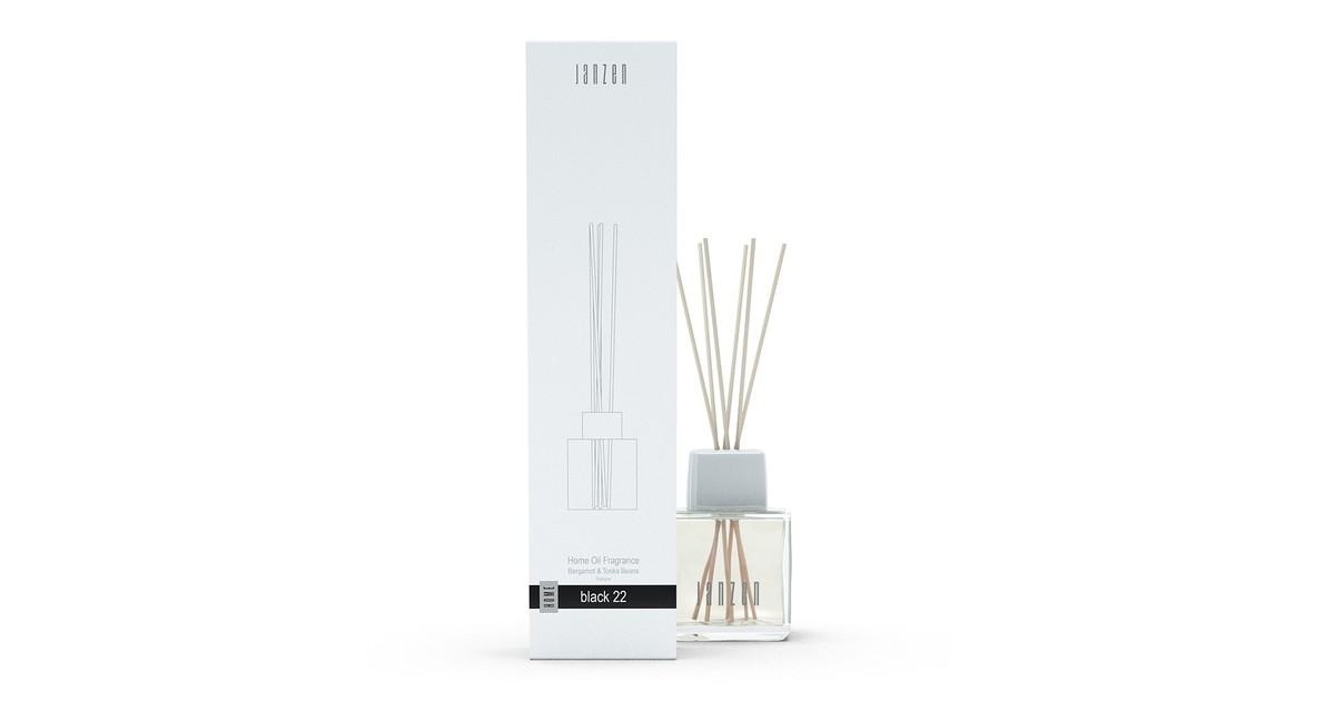 Janzen Black 22 Home Fragrance Sticks Geurstokjes 200 ml online kopen