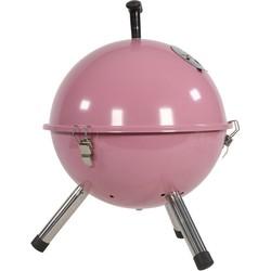 Outdoor Living barbecue tafelmodel kogel Ø32 cm - roze