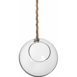 Mica Decorations Sil Ornament Bal - 22,5 cm