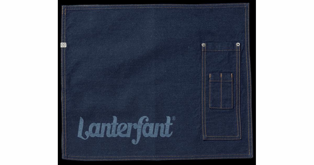 Lanterfant Placemat kopen van gerecyclede Jeans? |